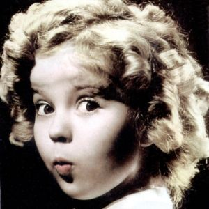 Day of The Locust's portrait of Hollywood was nowhere as charming and lovable as the legendary Shirley Temple