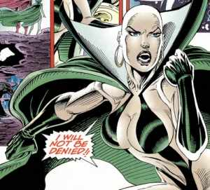 Marvel character called Moondragon