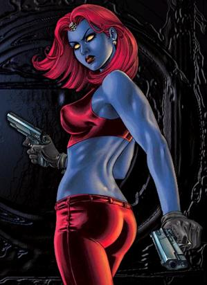 Mystique from Marvel