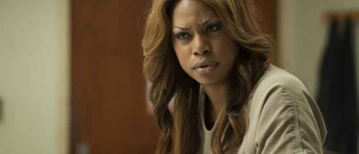Laverne Cox, a transgender actress, depicts Sophia Burset is Orange is the New Black.