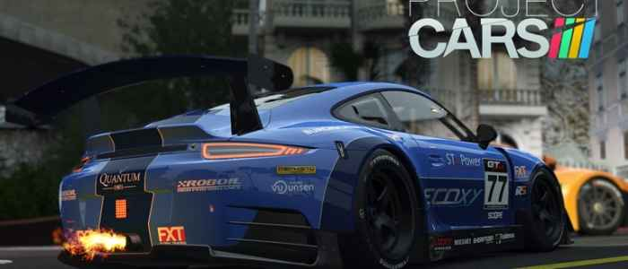 Project CARS and the RUF RGT-8 GT3.