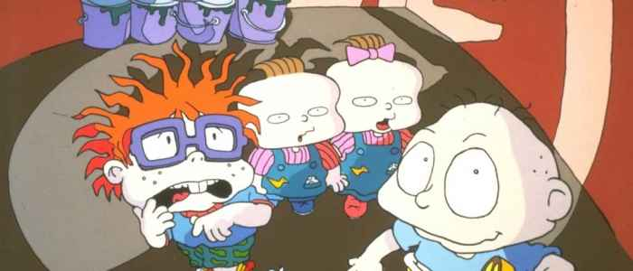 Rugrats originally aired on Nickelodeon from 1991-2004.