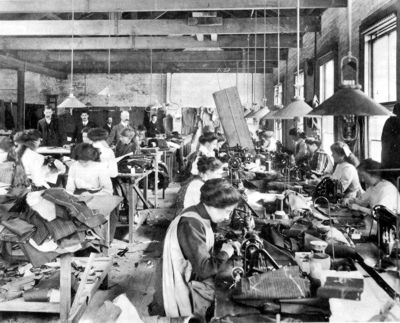 Sweatshop-1890 NYC
