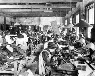 Sweatshop-1890 NYC