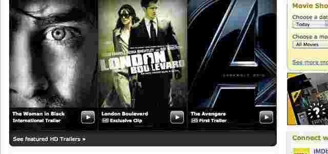 Digital advertising is widely seen in contrast to film posters.