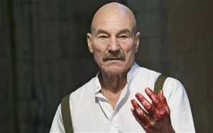 Patrick Stewart as Macbeth (BBC 2010)
