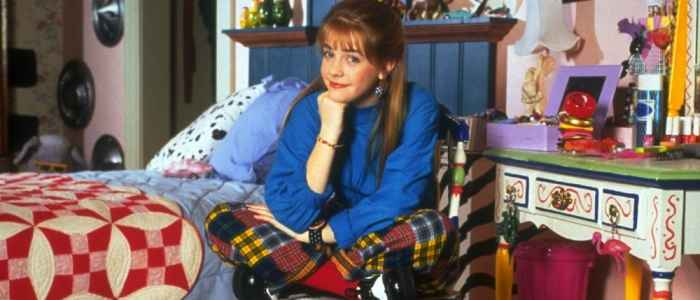 Melissa Joan Hart starred in Clarissa Explains It All, which originally aired on Nickelodeon from 1991-1994.