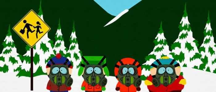 South Park - Osama bin laden has farty pants