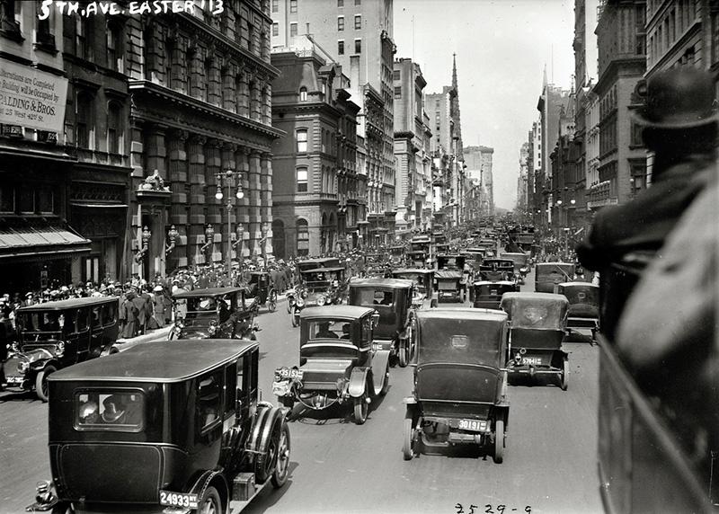 20th century NYC