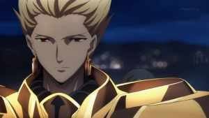 Gilgamesh from Fate/Zero