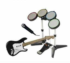 Rock Band Set up