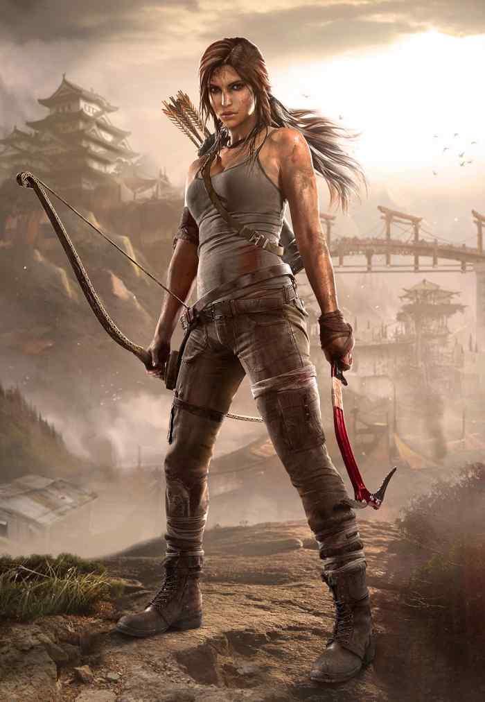 Lara after reboot