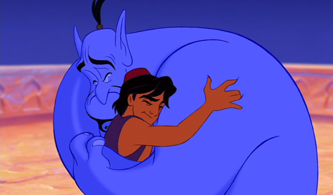 One of the most memorable relationships in Disney history.
