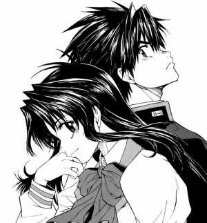 The Sousuke and Kaname romance subplot is resolved in the light novels.