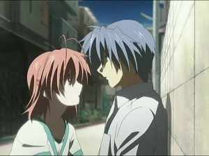 CLANNAD, KANON and AIR all have characters who have chronic illnesses that are never fully explored.