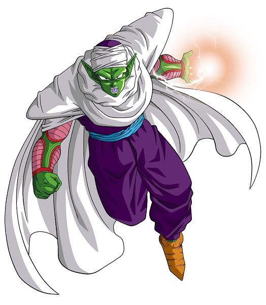 Former King of Demons to Namekian Hero.