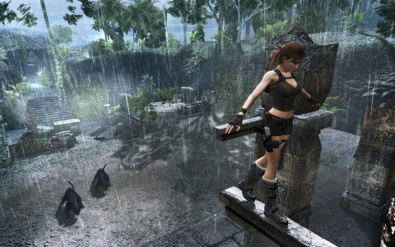Tomb Raider Underworld screenshot