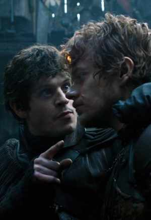 Theon and Ramsay
