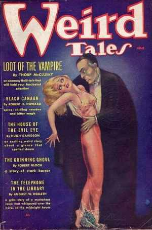 Before hitting the mainstream, vampires occupied a space in pulp fiction.