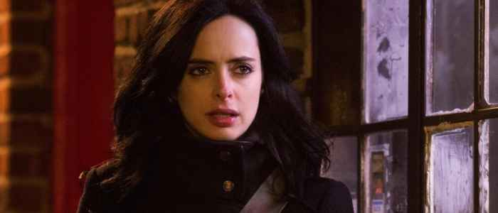 Krysten Ritter as Jessica Jones in the episode titled AKA Ladies Night