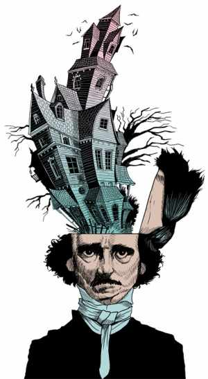 The House of Usher and the Mind of Poe