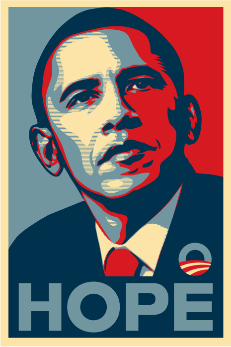In the years since Barack Obama's initial campaign, the nation has experienced more division and hatred than hope.