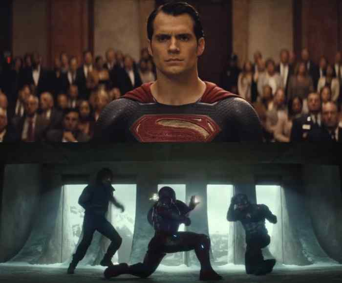 Batman v Superman: Dawn of Justice (2016); Captain America: Civil War (2016)