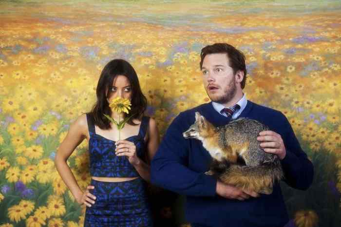 April and Andy from Parks and Recreation.