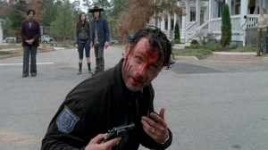 The Alexandrians do not agree with Rick's methods.