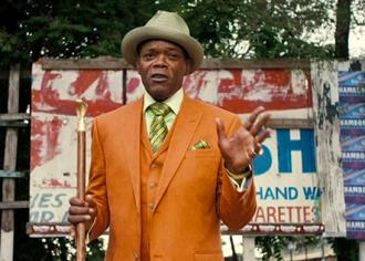 The reliable Samuel L. Jackson narrates Spike Lee's latest explosive joint.