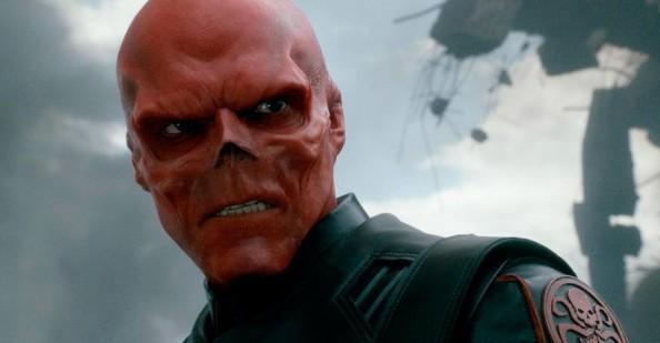 Hugo Wevving as Rad Skull in Captain America: The First Avenger