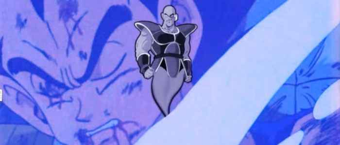 The first appearance of Ghost Nappa, a recurring character in DBZ Abridged. He is one of the most popular running gags of the series.