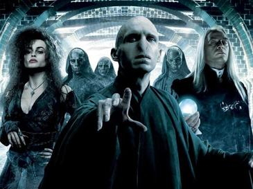 "The villains of Harry Potter want to wipe out or enslave wizards who are not ""pure"" blooded. Sound familiar?"