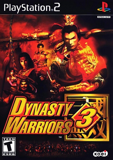 Dynasty Warriors 3 cover