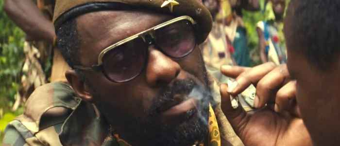 """Idris Elba's performance as Commandant in """"Beasts of No Nation"""" is one of several acclaimed performances by African Americans that was ignored by academy voters this year."""