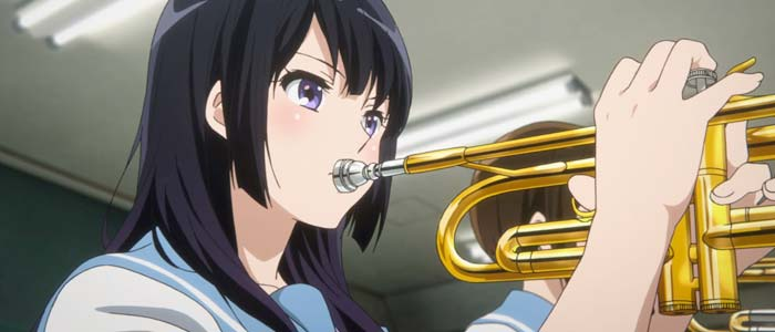 Unlike K-ON!, Sound! Euphonium's characters are in competition with one another, which drives a lot of the conflict and character development.