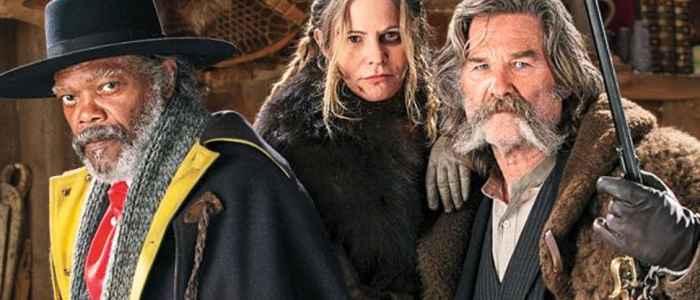 Three of the most memorable (and vile) members of Tarantino's new ensemble.