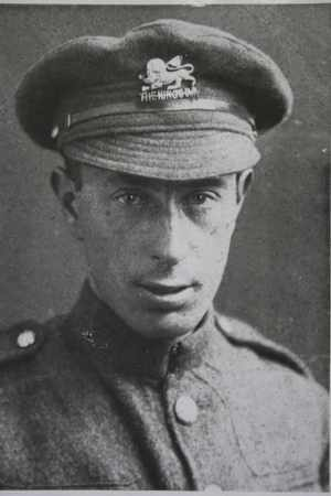 Isaac Rosenberg, war poet