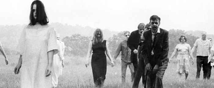 NIGHT OF THE LIVING DEAD, 1968.