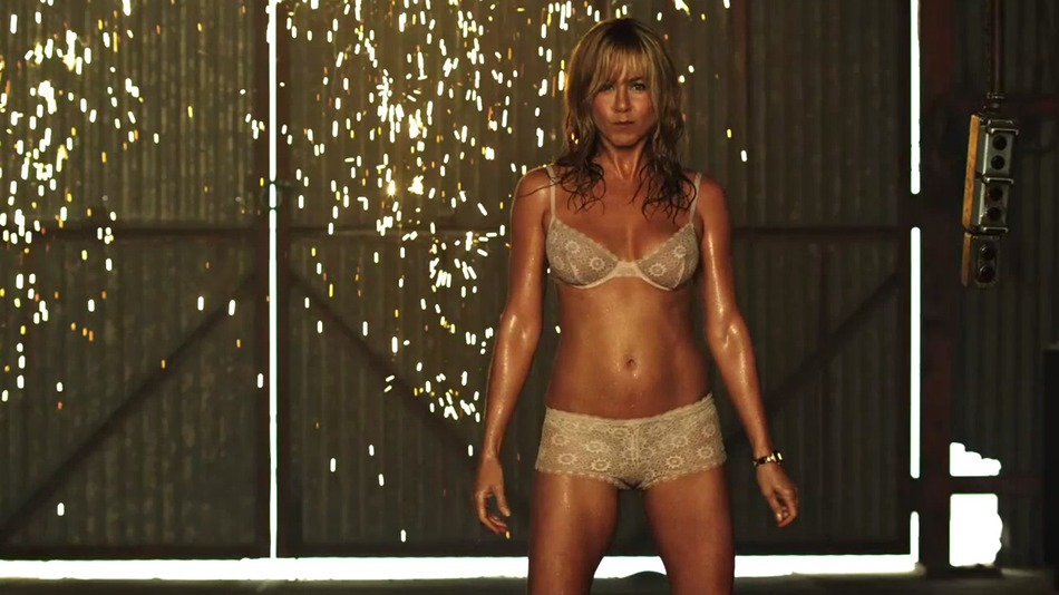 Jennifer Aniston in We're The Millers.
