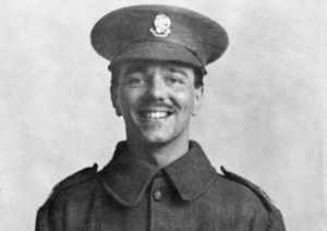 Wilfred Owen, war poet