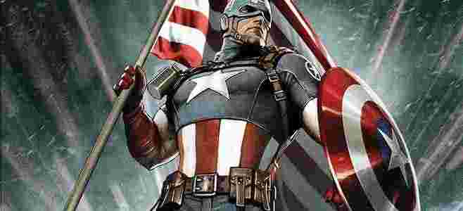 Captain America: Living Legend # 1