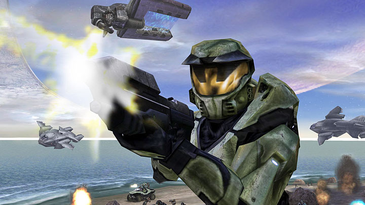 Halo Combat Evolved Shootin' Schtuff