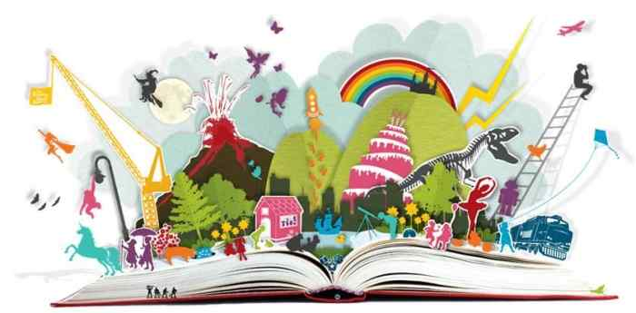 Reading translations gives an insight into other cultures and opens up the child's imagination, helping him to develop and interact with the world