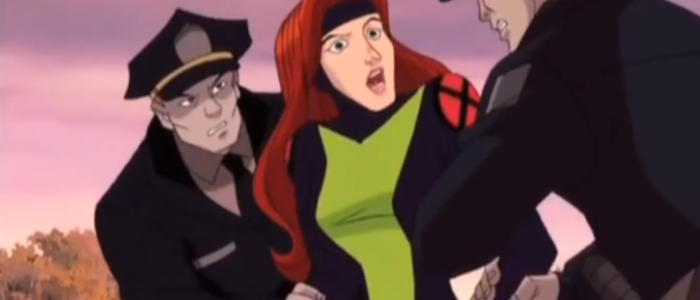 Jean Grey in X-Men Evolution