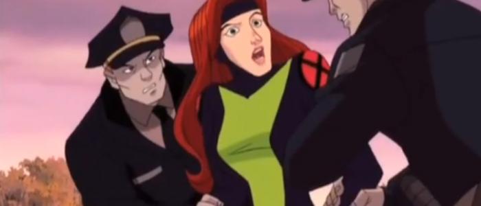 Jean Grey in X-Men Evolution