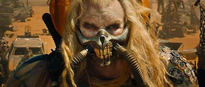 Immortian Joe in Mad Max: Fury Foad