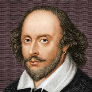 This is an image of William Shakespeare. He is the creator of this amazing play. I do not own the rights to this image.