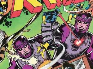 The Sentinels: X-Men, Days of Future Past