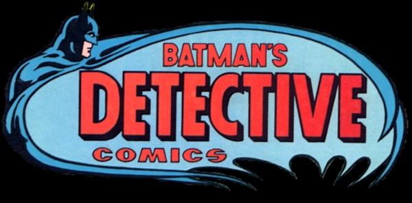 Detective Logo - Batman